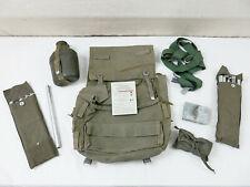 Konvolut Bundeswehr BW Kampftasche groß + Feldflasche + Kocher + 2x Zelt Zubehör