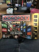 Monopoly Empire Edition Gold Tokens Pieces 2013 Hasbro Board Game 100% COMPLETE