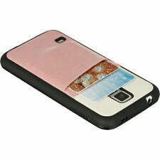 Synthetic Leather Plain Fitted Cases/Skins for Samsung Galaxy S5
