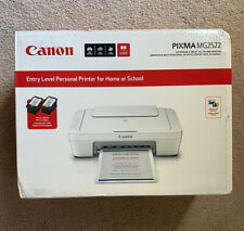 Canon PIXMA MG2522 All-in-One Color Inkjet Printer with INK & USB Cable