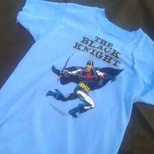 Black Knight vintage Marvel Comics 1980s Avengers. John Buscema art