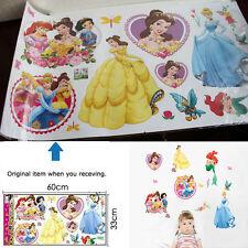 Disney Snow White Princess Removable Wall Sticker Decal Kids Room Nursery Decor