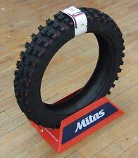 Mitas XT-754 MX Woods MC Tire Rear 120/90-18 120 90 18 RED STRIPE MEDIUM 754