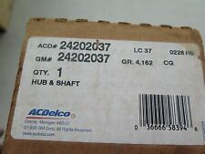 New GM OEM ACDelco 24202037 Auto Trans Assembly 4th Clutch Shaft NOS (2-A1)