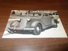 1936 Oldsmobile Used Car Advertising Postcard