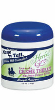 Mane n' Tail Olive Oil Complex Herbal Gro Leave-In Creme Therapy 5.5oz