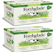 Forthglade Complete Grain Multipack Dog Food 395g X 12