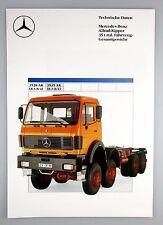Mercedes - Benz 3535 AK (8x8/4) Prospekt