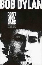 BOB DYLAN REPRO 1967 DONT LOOK BACK PROMOTIONAL PROMO MINI POSTER