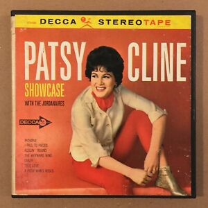 Reel to Reel Tape - Patsy Cline - Showcase - Greatest Hits - 7.5 IPS - TESTED