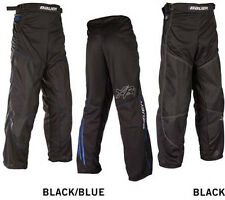 Men's Hockey Pants - Bauer XR3 Medium (Black/Blue, New, free shipping in US)