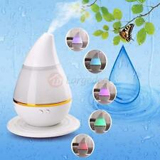 LED Color Change Essential Oil Ultrasonic Air Humidifier Aroma Therapy Diffuser