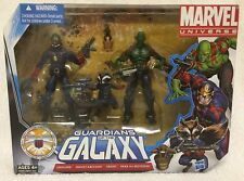 Marvel Universe Guardians Galaxy Starlord Rocket Groot Drax Pack Infinity War