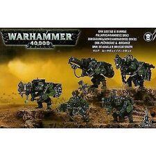 Warhammer 40k Ork Lootas & Burnas Unopened Model Miniature Citadel