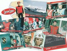 Captain Scarlet 2015: 54 Card Basic/Base Set - Unstoppable Cards