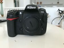 Nikon D300 camera (body only) + MB-D10  battery pack + charger + 2 batteries