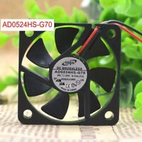 1pc ADDA AD0524HS-G70 Inverter cooling fan 2pin 24V 0.11A 50*50*10mm#XX