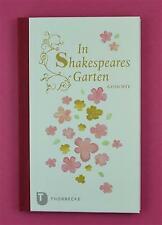 In Shakespeares Garten - Gedichte - Thorbecke
