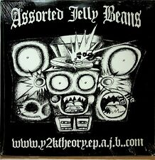 Assorted Jelly Beans WWW.Y2KTheory.EP..A.J.B..Com LP Kung Fu Ska Punk NEW* Vinyl