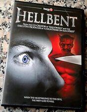 HELLBENT RARE DVD Nick Name Gay Interest Horror Slasher Halloween Carnival