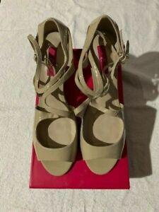 Pleaser Shoes Nude Flat Heel Size 15US / 45EU / 12UK