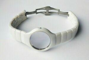 Rado Jubile Ceramica bracelet Case, Clasp  Titanium ref 04438 Women's