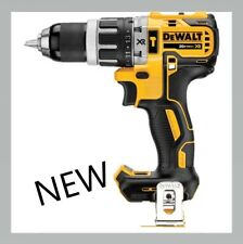 Dewalt DCD796B 20V MAX XR Tool Connect Cordless Lithium-Ion Compact Hammer Drill