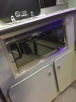 Smev 555 Oven & grill camper van race van T5 T6 Horse box conversion universal