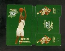 Missouri S&T Miners--2019-20 Basketball Pocket Schedule--with Key Chains