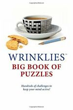 Wrinklies Puzzle Bind Up By Prion Books UK