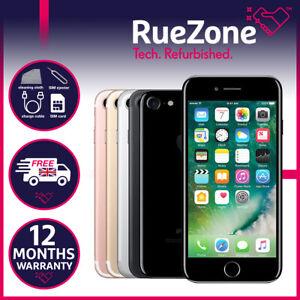 Apple iPhone 7 Unlocked Smartphone Used Refurbished