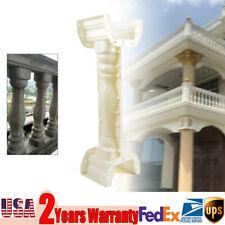 89cm Roman Column Railing Concrete Plaster Fence Casting Mould Balustrades Mold