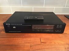 Rotel RCD 855 CD Compact Disc Player - Working Order Remote Control Included