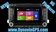 Dynavin N6 Platform Volkswagen GPS, Radio, DVD, Bluetooth,iPod Jetta, Passat