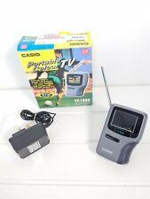 Casio TV-1800 portable TV LCD Colour TV-1800