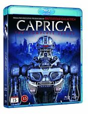 Caprica The Complete Series Blu Ray