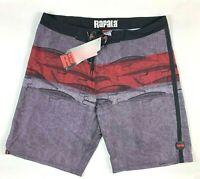 """Rapala Genuine Men's Board Shorts Boardies Size W40"""" BNWT"""