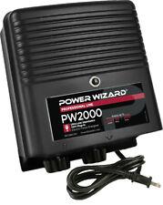Pw2000 Power Wizard Fence Energizer 3 Year Manufacturer Warranty