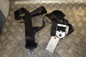 FORD FOCUS MK2 05-11 DRIVERS SIDE REAR SEAT BELT 33035173 (EL4)