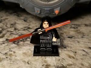 Lot of 3 LEGO Star Wars Black Visor Clone Trooper Commander Cody BSW
