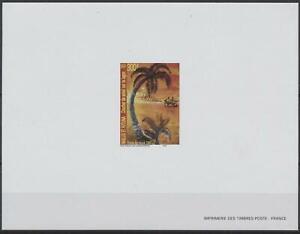 [P25194] Wallis Futuna 1997 trees good very fine MNH Airmail LUXE sheet