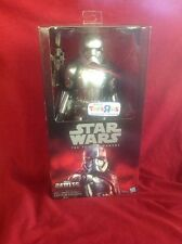 STAR WARS THE FORCE AWAKENS Captain Phasma 12 inch TOYS R US exclusive Rare! HTF