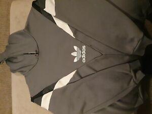 Adidas hoodie large