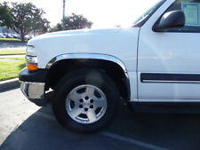 FENDER Trim Flares Stainless Steel 2131 For CHEVY TAHOE  and GMC Yukon 2000-2006