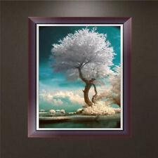 5D Diamond Embroidery Painting Tree Cross Stitch DIY Craft Home Office Decor
