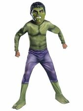Youth Boy or Girl Marvel Avengers Costume - HULK Costume Sz L (Age 8-10) NEW