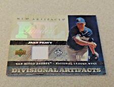 2007 Upper Deck MLB Artifacts Limited #DA-JP Jake Peavy Padres /130