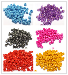 700pcs 4mm Jewelry Making DIY Loose Czech Glass Round Spacer Loose Beads