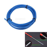 5mm Diameter 3m Long Bike Brake Cable Soft Housing Tube Cover Protector Blue