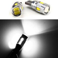 4x T10 CANBUS 5630 6 SMD LED ERROR FREE 501 194 W5W Car Side Wedge Light Bulb